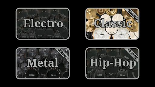 Electronic drum kit 1.3 screenshots 5