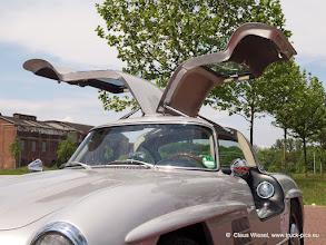 "Photo: Ruhr Classics 2012 Zeche Ewald in Herten ""Gull Wings"""