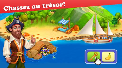 Seaside Farm: Jeu de Ferme et d'Aventure APK MOD – Monnaie Illimitées (Astuce) screenshots hack proof 2