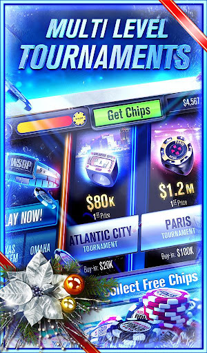 World Series of Poker u2013 WSOP Free Texas Holdem 3.9.0 screenshots 7