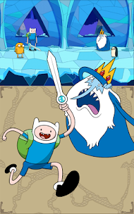 Adventure Time Puzzle Quest Screenshot