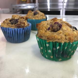 RecipeMediterranean-Style Muffin.