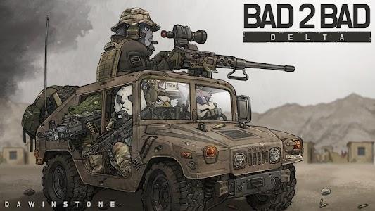 BAD 2 BAD: DELTA 1.4.7 (Mod)