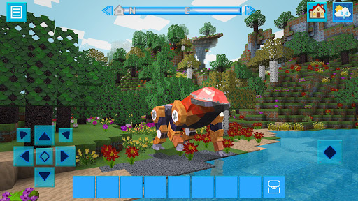 RoboCraft: Building & Survival Craft - Robot World 4.2.6 screenshots 11