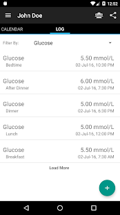 Diabetes Journal- screenshot thumbnail