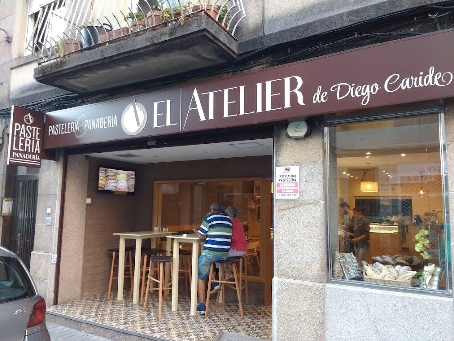 Foto El Atelier de Diego Caride 1