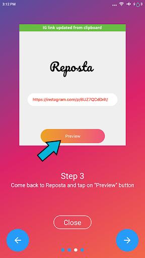 Foto do Reposta - Repost for Instagram