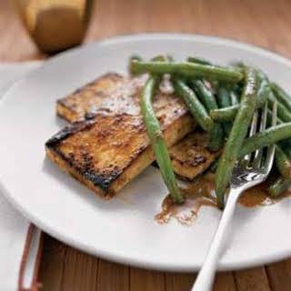Thai Spiced Tofu.