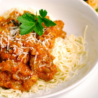 Spaghetti Meat Sauce For Kids Recipes.