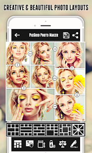 Photo Collage Unlimited : InstaCollage Editor - náhled