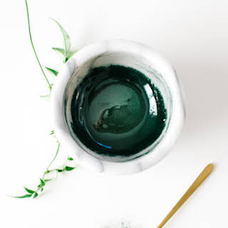 Spirulina Honey Face Mask..