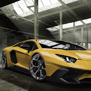 Lamborghini Aventador Drive Simulator