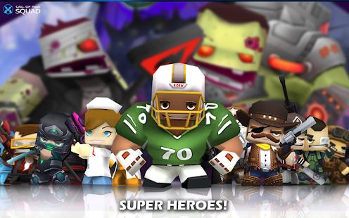 Call of Mini™ Squad Mod