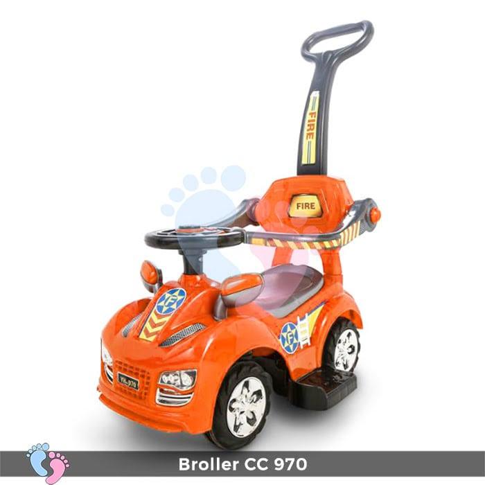 Xe chòi chân Broller CC YH-970 8