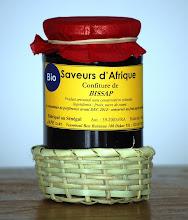 Photo: Winning Shell Number: 277  6. Jam from bissap flower from Senegal