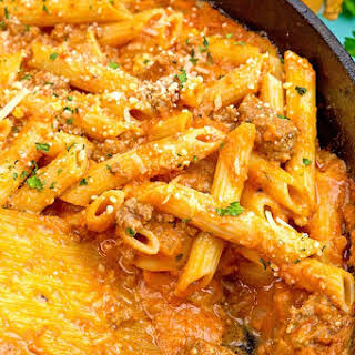 Ground Beef Vodka Sauce Recipes.