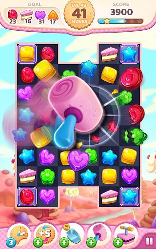 Cookie Rush Match 3 2.1.3 Mod screenshots 3
