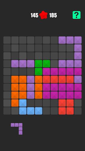 ブロックパズルゲーム