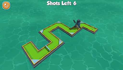 Mini Golf 3D  captures d'écran 1