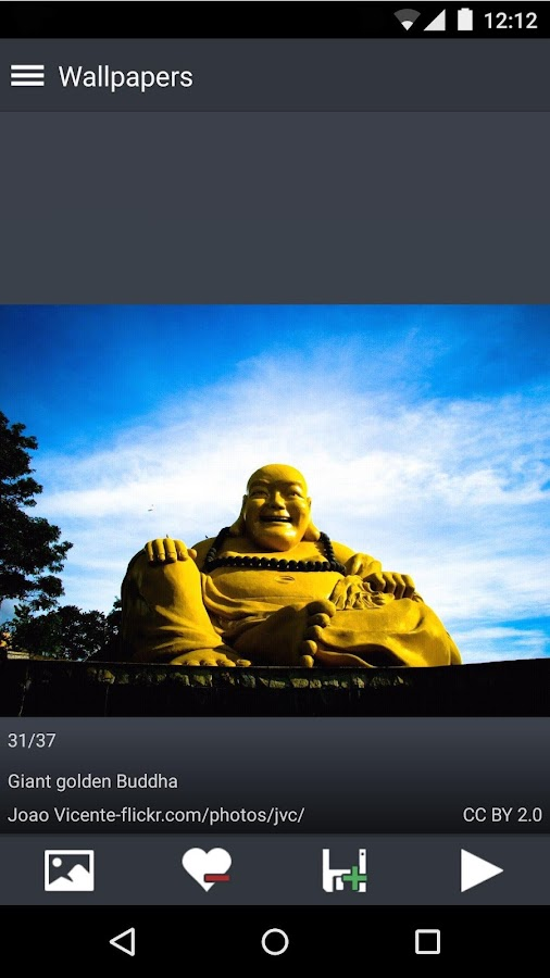 Buddha Wallpapers- screenshot