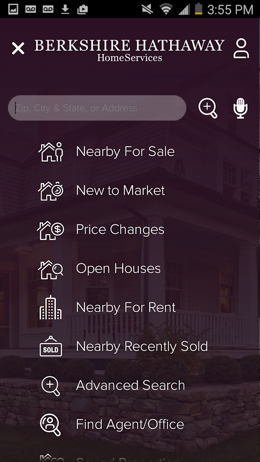 BHHS Home Search- screenshot