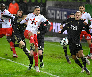 OH Leuven naast Anderlecht na fenomenale comeback en strafschop-herkansing op verschrikkelijk veld van Zulte Waregem