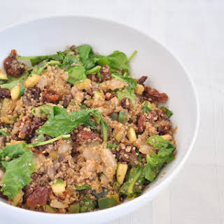 Quinoa With Sun Dried Tomatoes Recipes.