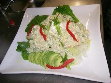 Avocado Smoked Cod And Grapefruit Salad Recipe