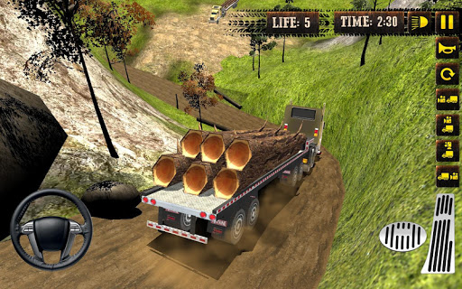 Up Hill Truck Driving Mania 3D 1.3 screenshots 8
