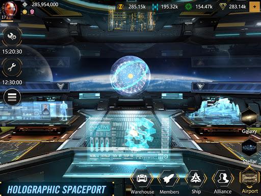 Infinite Galaxy - Empire, starcraft, sci fi, mmo apkpoly screenshots 6