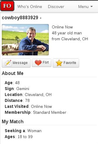 FarmersOnly Dating 3.0.157005371 screenshots 5