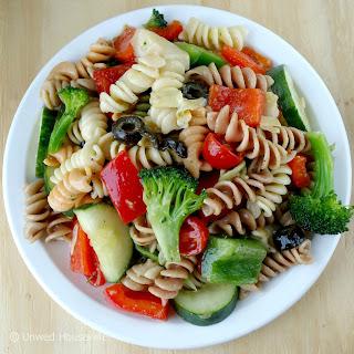 Veggie Lover's Pasta Salad