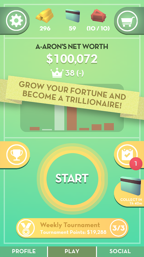 Rainmaker: Ultimate Trading- screenshot