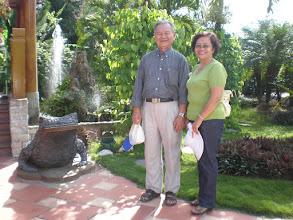 Photo: Thầy Đức và Sinh