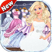 Bride Fashion Wedding Dress Up Games