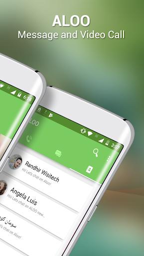ALOO - Message and Video Calling 2.4.0.3 screenshots 2