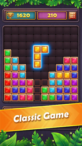 Block Puzzle Gem: Jewel Blast 2020 apklade screenshots 1