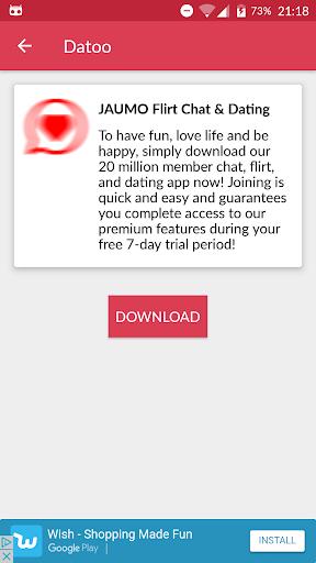 DATOO: Best Dating Apps for Singles. Chat & Flirt! 1.3.0 screenshots 6