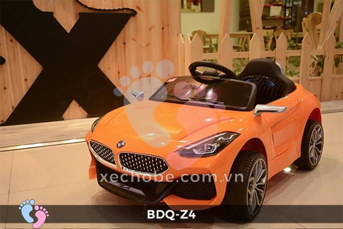 Xe ô tô điện cho bé BDQ-Z4 17