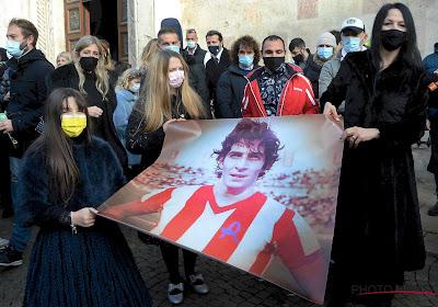 La maison de Paolo Rossi cambriolée durant son enterrement