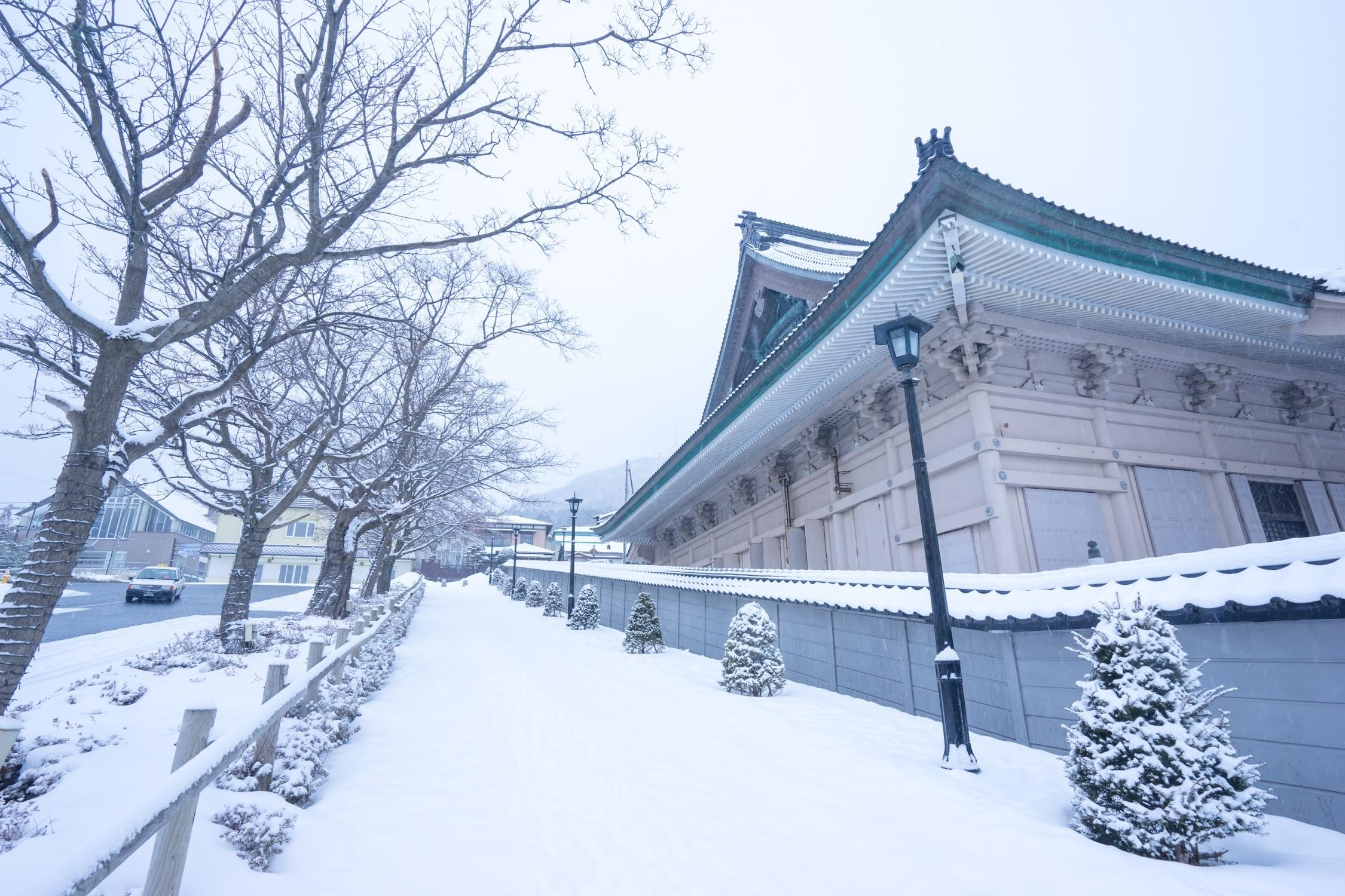 函館 東本願寺函館別院