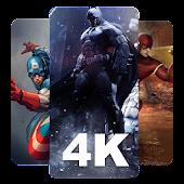 Superheroes Wallpapers Mod