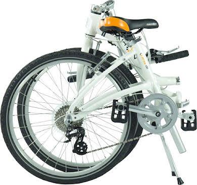 "Dahon Briza D8 24"" Folding Bike, Frost alternate image 0"