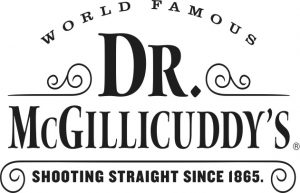 Logo for Dr. Mcgillicuddy's Apple Pie