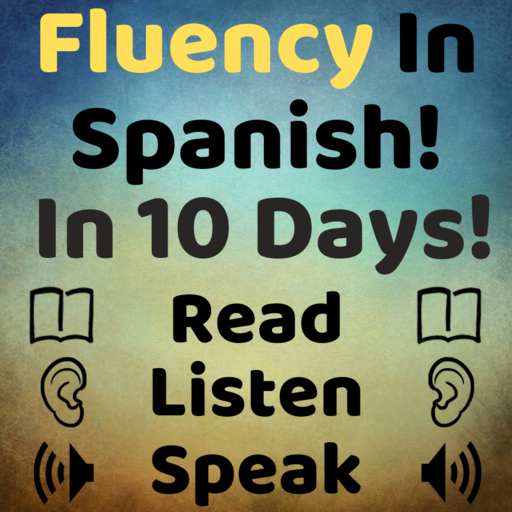 Learn & Speak Spanish: Listen and Repeat Spanish Icon