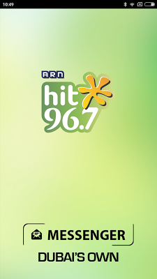 Hit 96.7 - Messenger - screenshot