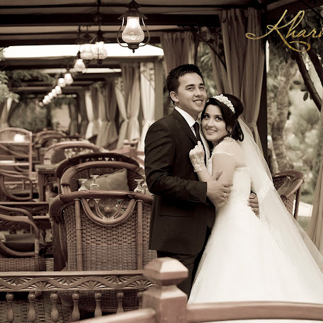 Fotógrafo de bodas Andrey Kharkovskiy (Kharkovskiy). Foto del 13.12.2015