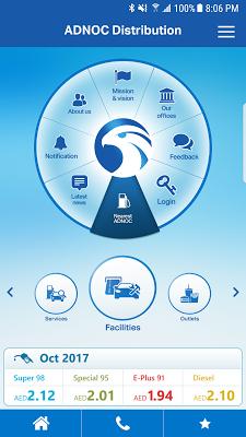 ADNOC Dist - screenshot