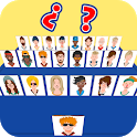 Guess who am I – Who is my character? Board Games icon