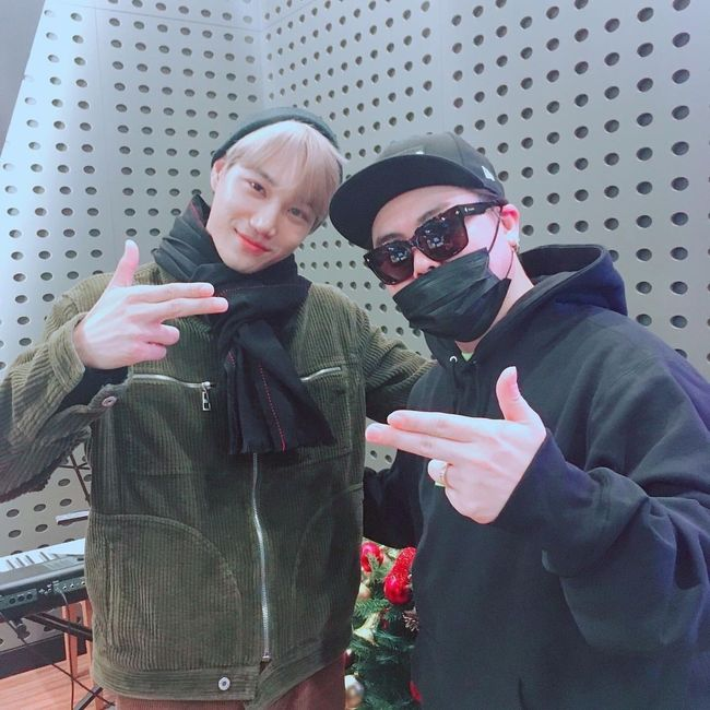 exo kai solo debut 1